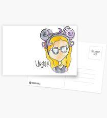 Ursula Postcards