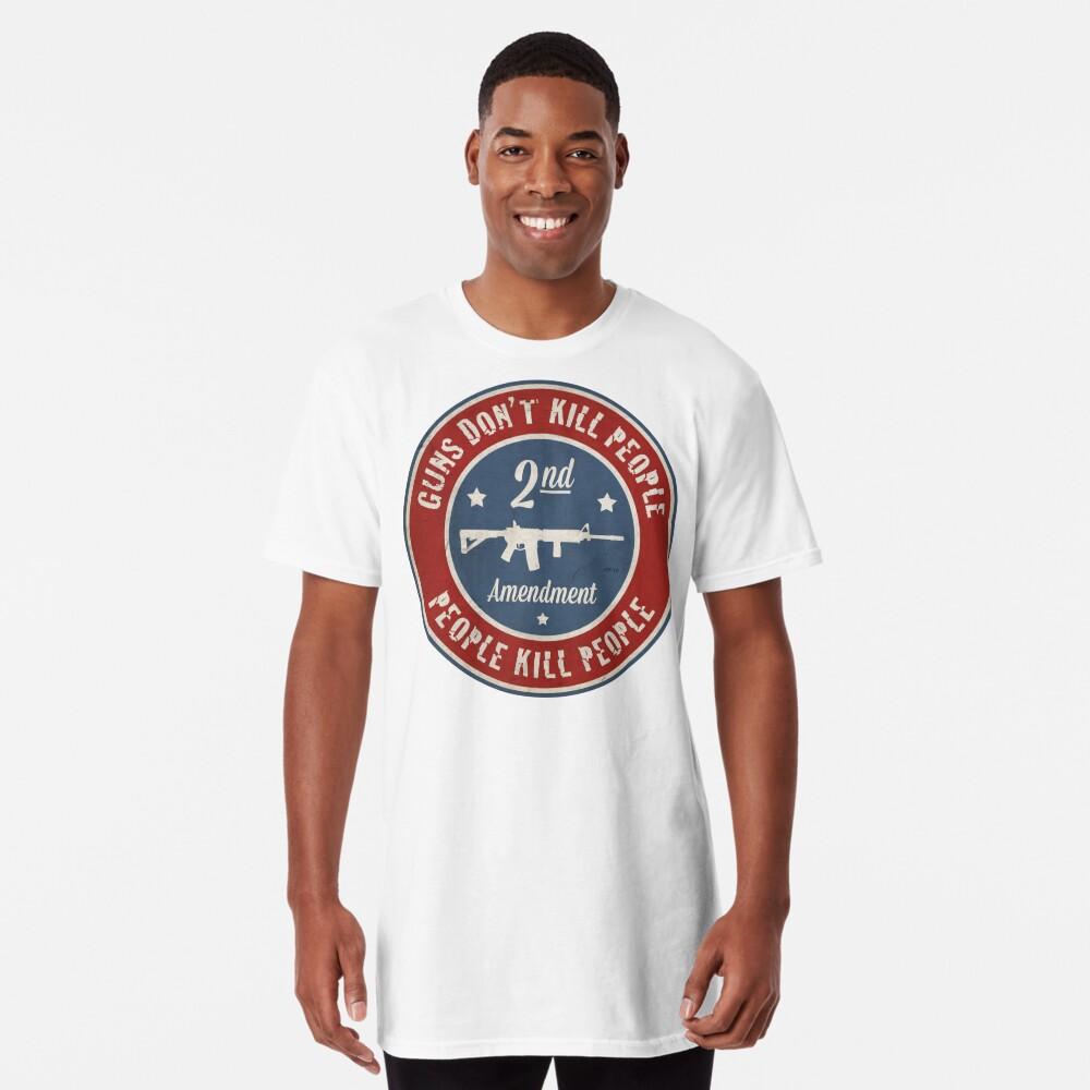 Second Amendment Long T-Shirt