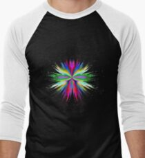 Splash of Paint Men's Baseball ¾ T-Shirt