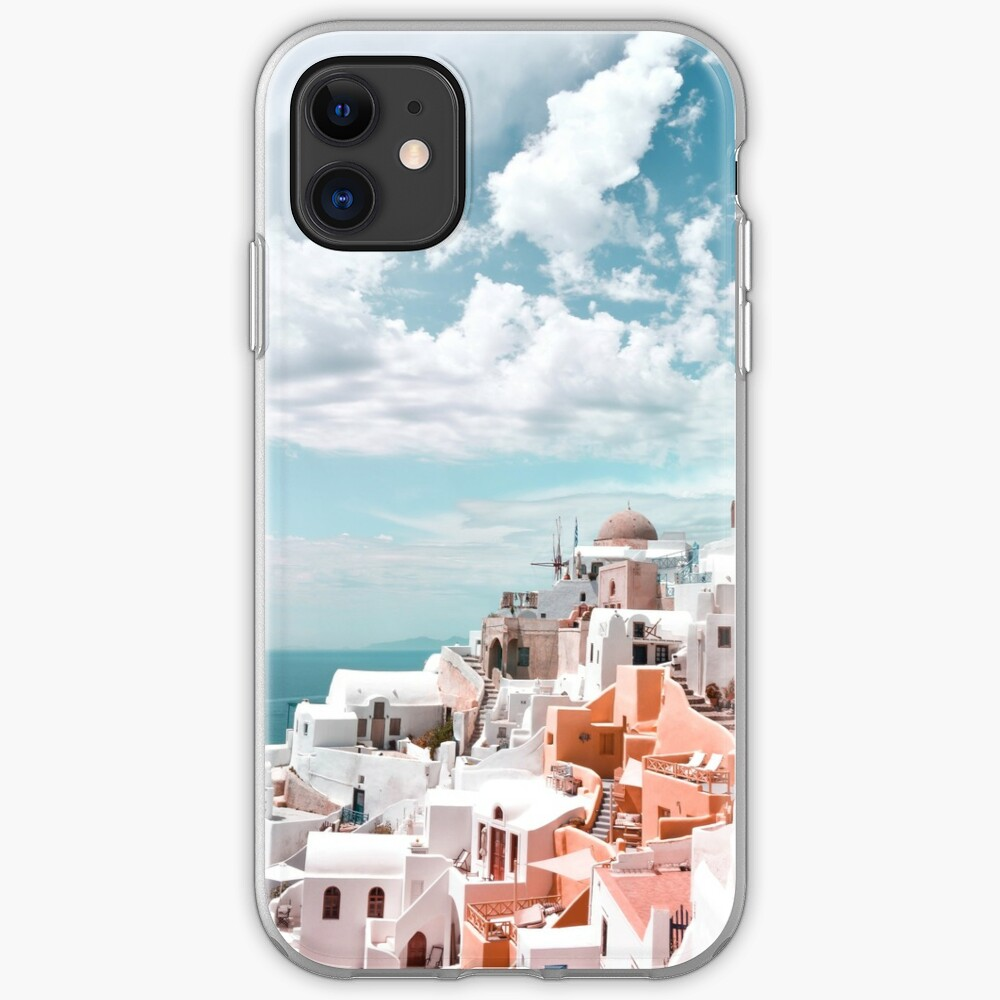 Santorini Oia Greece iPhone Case & Cover