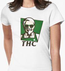 THC Secret Recipe Women's Fitted T-Shirt