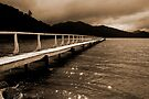 Long Pier by Andrew Dickman