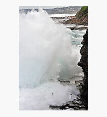 Wall of Water Photographic Print