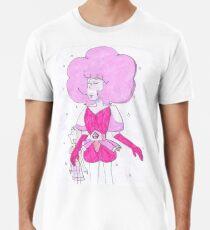 Pink Diamond and Pearl Premium T-Shirt