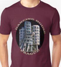 *•.¸♥♥¸.•*The Dancing House Prague TEE SHIRT WITH TEXT*•.¸♥♥¸.•* Unisex T-Shirt