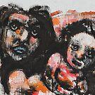 Faces, Bernard Lacoque-25 by ArtLacoque