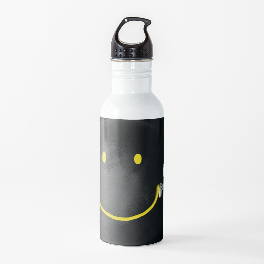 Make a Smile Water Bottle