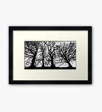 The guards of Avebury Framed Print