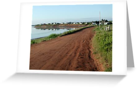 Red Clay Road by Barry Doherty