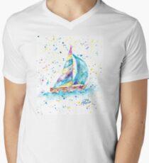 Sailboat by Jan Marvin T-Shirt