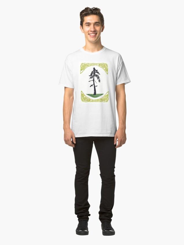 Alternate view of Proud Pine Classic T-Shirt
