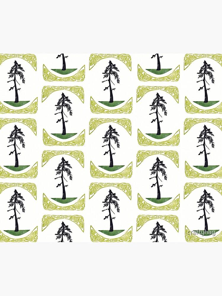 Proud Pine by craftyhag