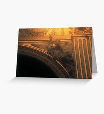Angel of Rome Greeting Card