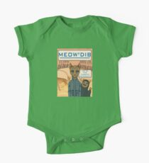 Meow'Dib One Piece - Short Sleeve