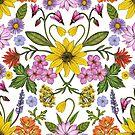 Montana Wildflowers by somecallmebeth