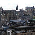Edinburgh by Dorothy Thomson