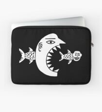 Things are a bit fishy Laptop Sleeve