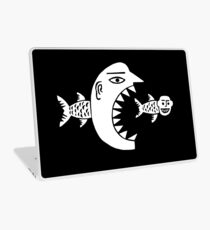Things are a bit fishy Laptop Skin
