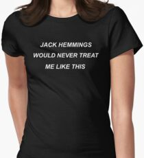 Jack Hemmings 2 Women's Fitted T-Shirt