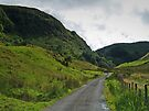 The Road Through Glen Feochan by WatscapePhoto