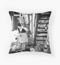 OnePhotoPerDay Series: 295 by L. Throw Pillow