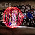 Light Painting by Melissa Dickson