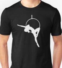 Lyra Aerialist Silhouette   Unisex T-Shirt