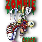 Zombie Chuck by Terry Smith