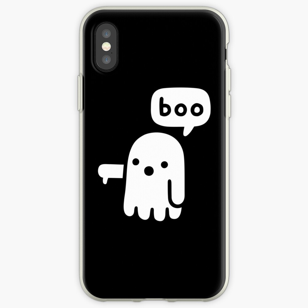 Ghost Of Disapproval iPhone Case & Cover
