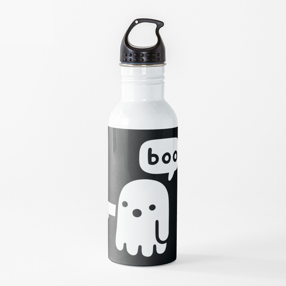 Ghost Of Disapproval Water Bottle