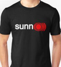 Camiseta unisex Camisa Sunn Amp