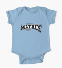 San Francisco Matrix Shirt One Piece - Short Sleeve