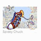 Spidy Chuck by Terry Smith