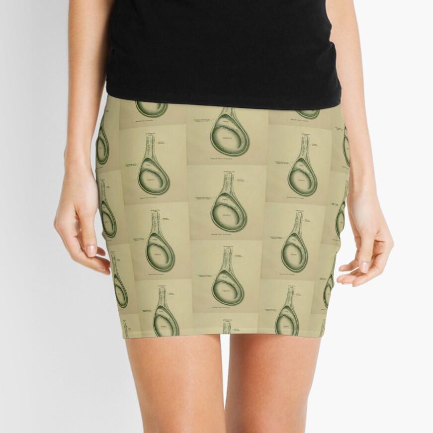 Have A Ball Mini Skirt