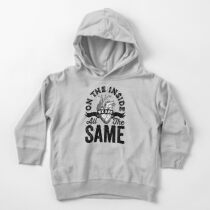 On The Inside We Are All The Same. Toddler Pullover Hoodie