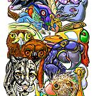 Kelsey's Critters by Terry Smith