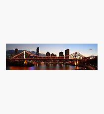 Story Bridge - Brisbane Photographic Print