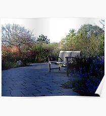 Garden Kaleidoscope At Olbrich >> Olbrich Botanical Gardens Posters Redbubble