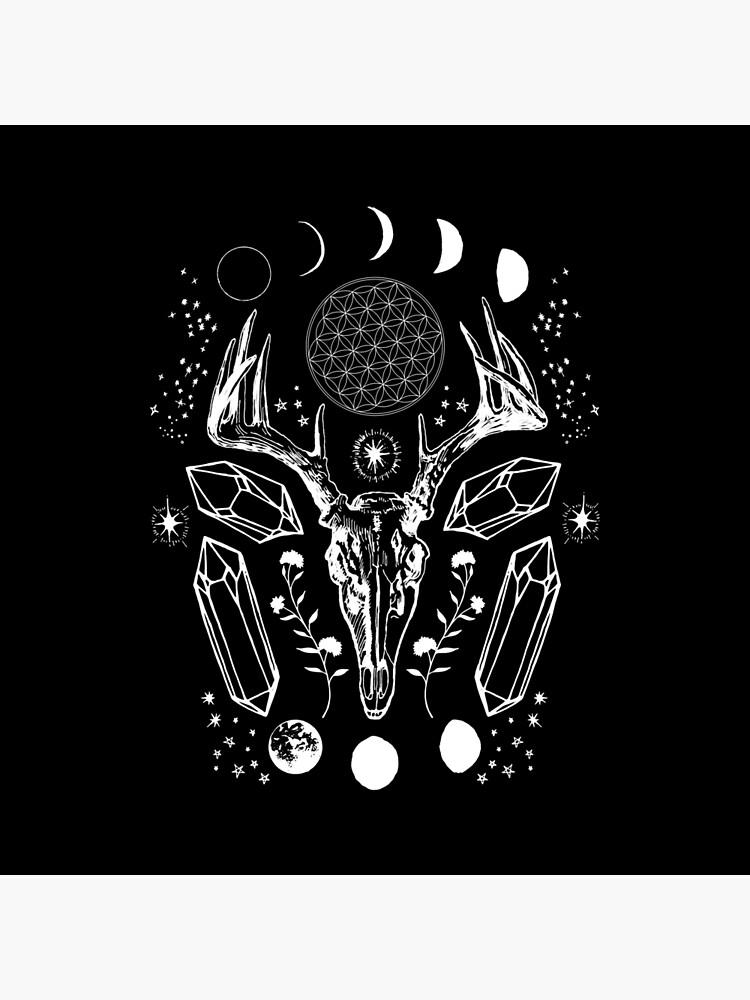 Crystal Moon. by wolfandbird
