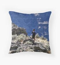 Protege Throw Pillow