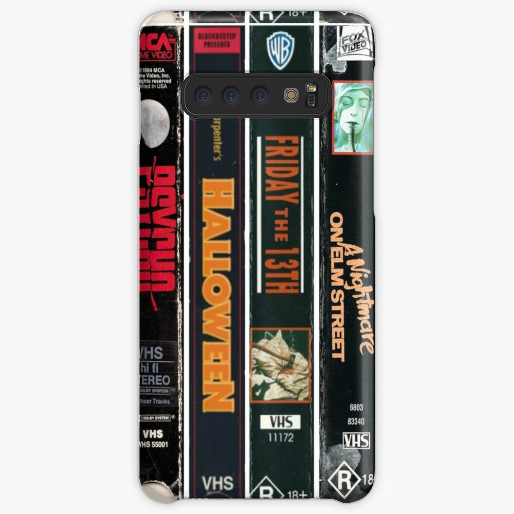 Classic Horror Movies Case & Skin for Samsung Galaxy