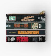 Classic Horror Movies Zipper Pouch