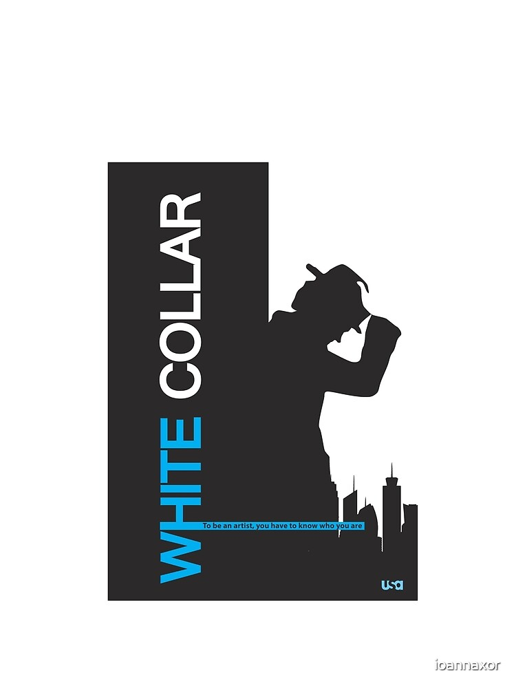 White Collar by ioannaxor