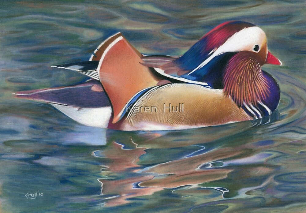 Nature's Palette by Karen  Hull