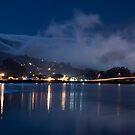 3 am at the Brisbane Lagoon by MattGranz