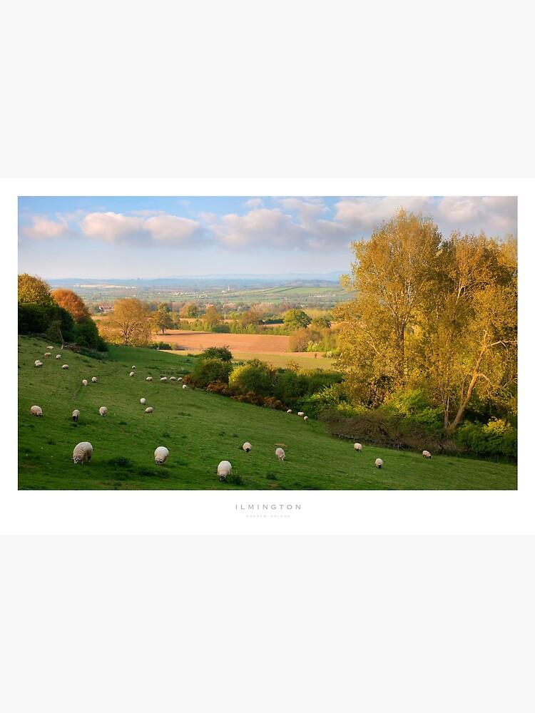 Ilmington, Warwickshire by andrewroland