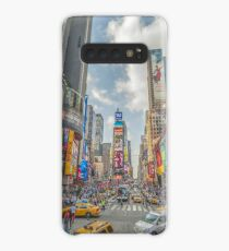 Times Square Traffic I Case/Skin for Samsung Galaxy