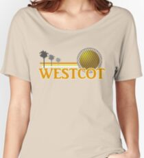 WestCOT Women's Relaxed Fit T-Shirt