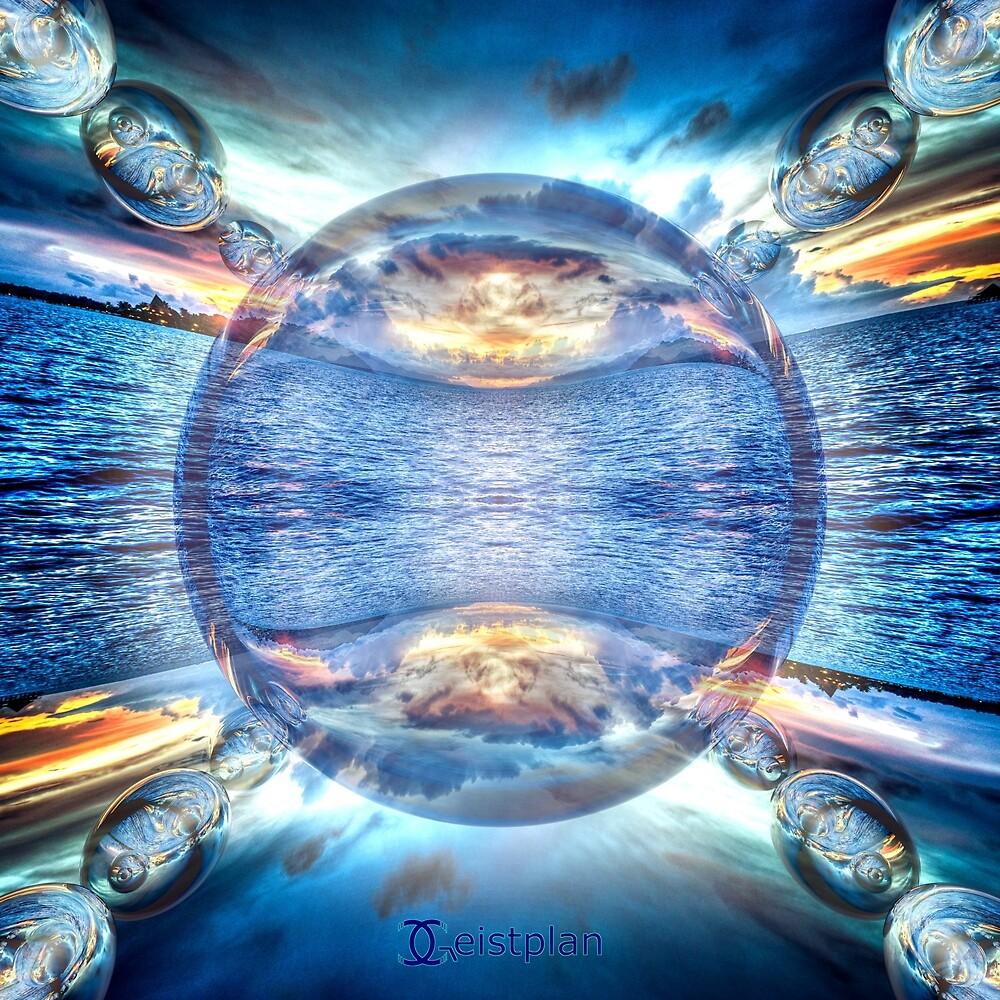 Mandala - die Perle des Ozeans von Geistplan