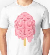 Popsicle brain melting Unisex T-Shirt